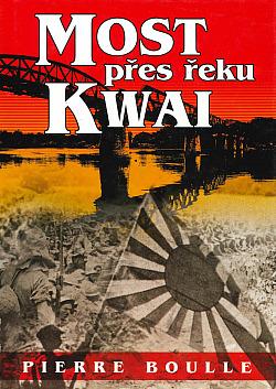 Most přes řeku Kwai obálka knihy