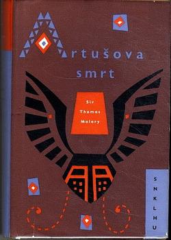 Artušova smrt obálka knihy