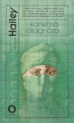 Konečná diagnóza obálka knihy