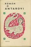 Román o Antarovi obálka knihy