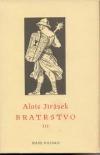 Bratrstvo III. - Žebráci obálka knihy