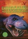 Dinosauři, atlas se samolepkami