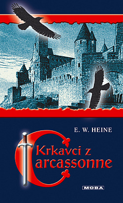 Krkavci z Carcassonne obálka knihy