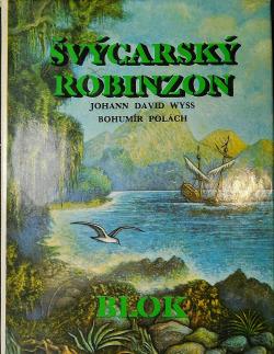 Švýcarský Robinzon obálka knihy