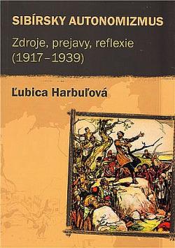 Sibírsky autonomizmus obálka knihy