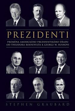 Prezidenti obálka knihy