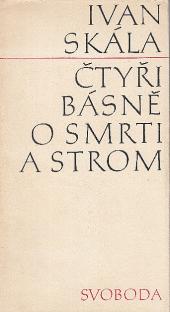 Čtyři básně o smrti a Strom obálka knihy