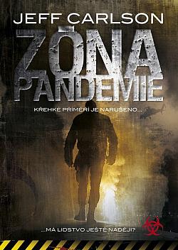 Zóna pandemie obálka knihy