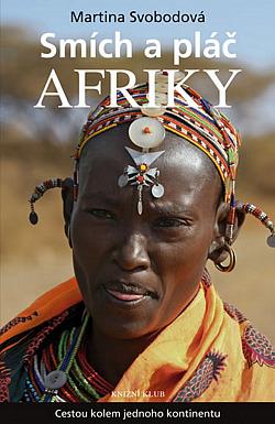 Smích a pláč Afriky obálka knihy