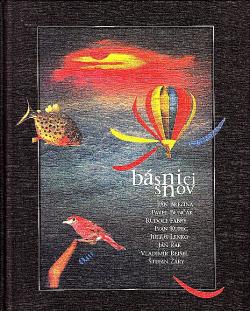 Básnici snov obálka knihy
