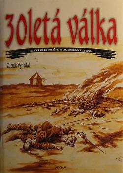 30letá válka obálka knihy