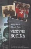 Nickyho rodina obálka knihy