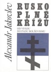 Rusko plné křížů obálka knihy
