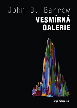 Vesmírná galerie obálka knihy
