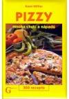 Pizzy obálka knihy