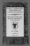 Česká a moravská aristokracie v polovině 16. století