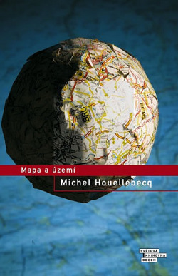 Mapa a území obálka knihy