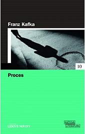 Proces obálka knihy
