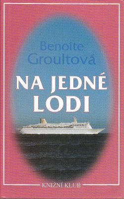 Na jedné lodi obálka knihy