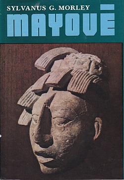 Mayové obálka knihy