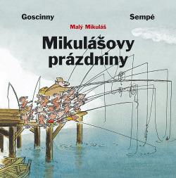 Mikulášovy prázdniny obálka knihy