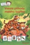 Veselé příhody malého tygříka obálka knihy