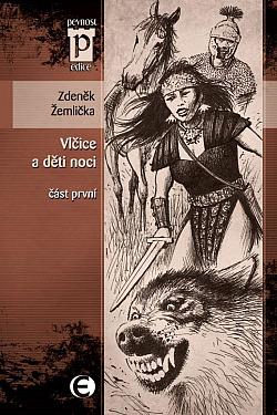 Vlčice a děti noci 1 obálka knihy