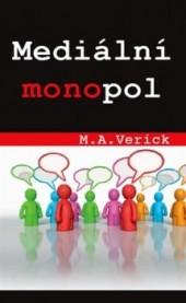 Mediální monopol obálka knihy