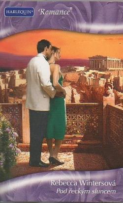 Pod řeckým sluncem obálka knihy