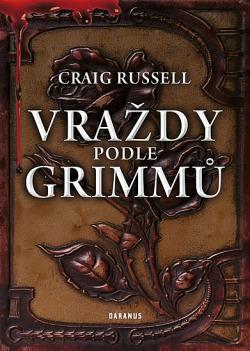 Vraždy podle Grimmů obálka knihy