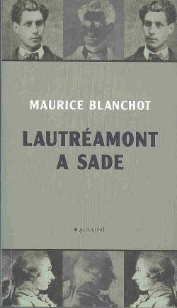 Lautréamont a Sade