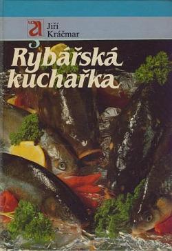 Rybářská kuchařka obálka knihy