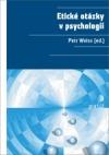 Etické otázky vpsychologii