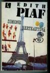 Edith Piaf obálka knihy