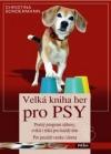 Velká kniha her pro psy obálka knihy