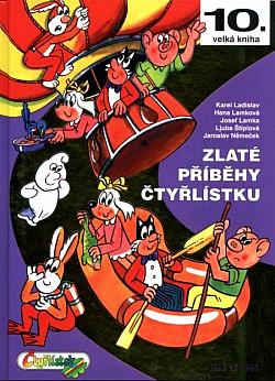 Zlaté příběhy Čtyřlístku - 1992-1993 obálka knihy