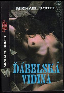 Ďábelská vidina obálka knihy