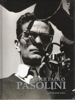 Pier Paolo Pasolini obálka knihy