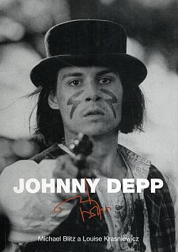 Johnny Depp obálka knihy