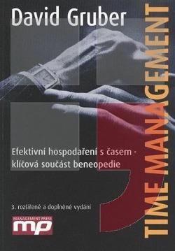 Time Management - efektivní hospodaření s časem - klíčová součást beneopedie obálka knihy