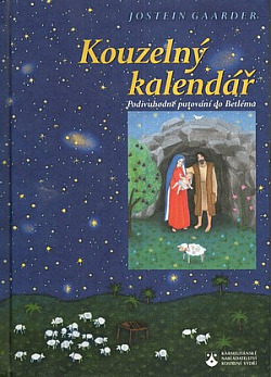 Kouzelný kalendář obálka knihy