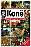 Koně - Poznáváme a určujeme obálka knihy