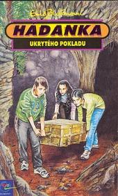 Hádanka ukrytého pokladu obálka knihy