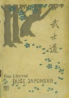Duše Japonska - spis o Bušido obálka knihy