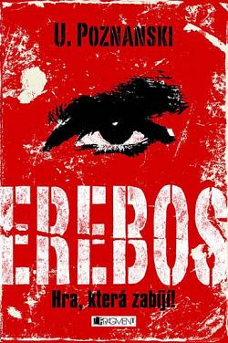 Erebos – Hra, která zabíjí! obálka knihy