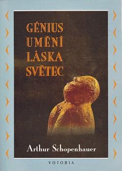 Génius, umění, láska, světec obálka knihy