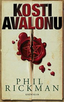 Kosti Avalonu obálka knihy