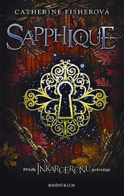 Sapphique obálka knihy