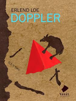 Doppler obálka knihy