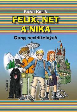 Gang neviditelných obálka knihy
